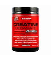 Creatina Decanate 300gr de Musclemeds