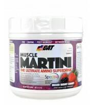 Muscle Martini 30 servicios de GAT