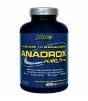 Anadrox Pump & Burn 112 Caps Oxido Nitrico MHP