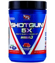 Shotgun 5x Oxido Nítrico VPX