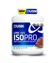 Low Carb Iso Pro de USN 4 Lbs