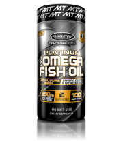 Platinum Omega Fish Oil Muscletech