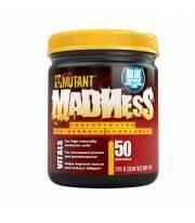 Mutant Madness pre entrenamiento
