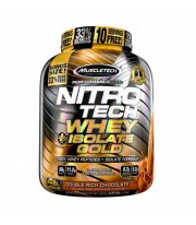 Nitrotech Whey Isolate Gold 4 lbs de Muscletech