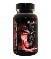 Terminator de Killer Labz 90 caps