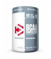 BCAA Complex 400 Caps Aminoácidos Dymatize