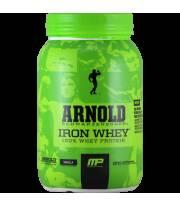 Iron whey protein de arnold 2 lbs