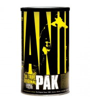 Animal Pak de universal multivitaminico