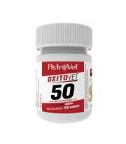 OxitoVet OXYVET (Oximetalona) 50Mg Tabletas ASTROVET ADVANCE