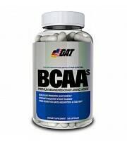 Bcaas 180 Caps Aminoácidos GAT