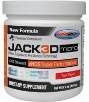 Jack3D Micro USP Labs Oxido Nitrico