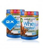 Whey Protein 2X Combo
