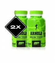 Iron Test 2X Combo