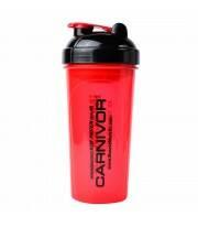 Shaker Rojo Carnivor de Muscle Meds 700 ml