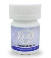Oxandrobest 10 de Best Labs