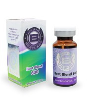Best blend 600 de best labs 10 ml