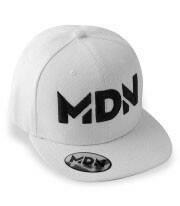 Gorra Blanca de MDN Original
