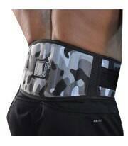 Faja Cinturon Anatómico para Pesas Camo L de Neosports