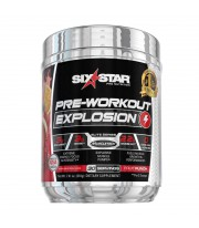Pre Workout Explosion 210 grs de Six Star