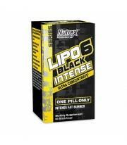 Lipo 6 Black Intense de Nutrex 60 Capsulas