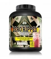 Zero Ripped Protein 4lbs de Army Nutrition sabor Frutos Rojos