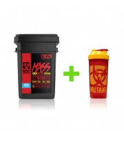 Mutant Mass Cubeta 22lbs + Shaker Mutant de Regalo