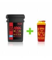 Mutant Mass Cubeta 22lbs + Shaker Mutant de Regalo