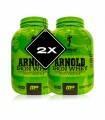Iron Whey Protein de Arnold 2LB X 2