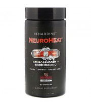 Xenadrine Neuro Heat 60 caps de Cytogenix