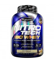 Nitro Tech 100% Iso Whey 5 Lbs de Muscletech