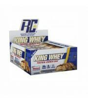 Barras de proteína King Whey de Ronnie Coleman