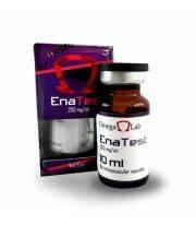 Ena-test enantato de testosterona omega labs