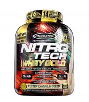 Nitro Tech Whey Gold 6 Lbs de Muscletech