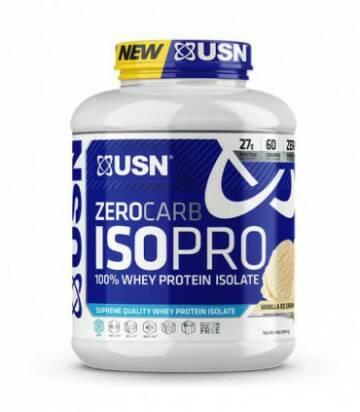 Iso Pro Zero Carb 4 Lbs de USN