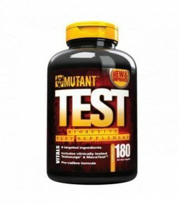 Mutant Test 180 caps de Mutant