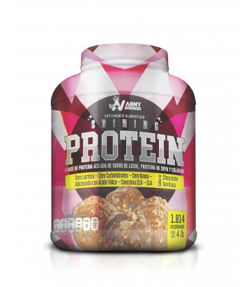 Shining Protein 4lbs Chocolate Avellana Proteina para Mujer