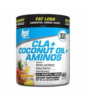 CLA + Coconut Oil + Aminos 40 Servs BPI