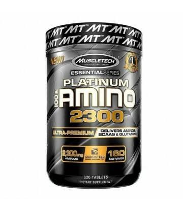 Platinum Amino 2300 320 tabletas Muscletech