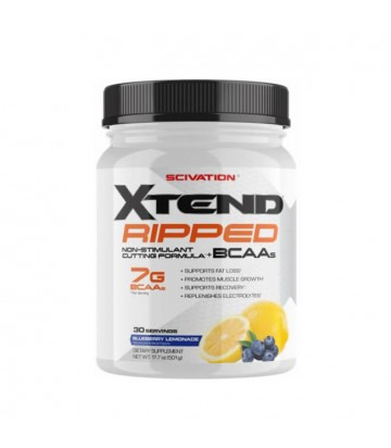 Xtend Ripped BCAAS 30 Servicios Scivation