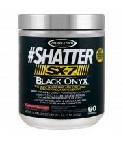 Shatter SX-7 Black Onix de Muscletech 60 servs