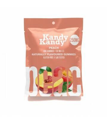 Gomitas de CBD Kandy Kandy Peach