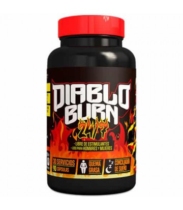 Diablo Burn de Diablo Power 90 Capsulas