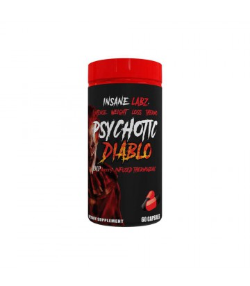 Psychotic Diablo 60 tabletas de Insane Labz