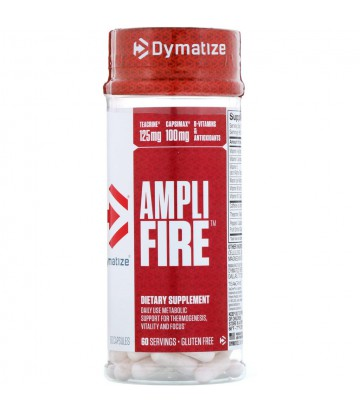 Ampli Fire 60 Capsulas de Dymatize