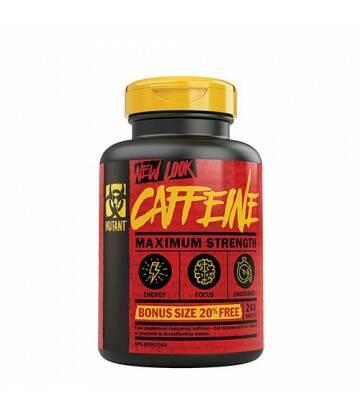 Mutant Caffeine de Mutant 240 Cápsulas