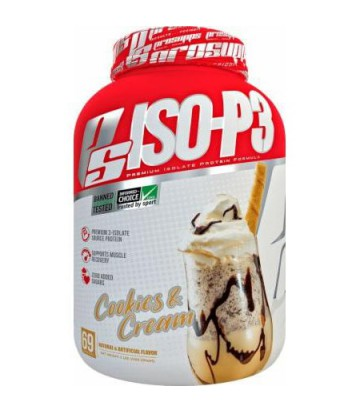 Ps Iso P3 5lbs de Pro Supps