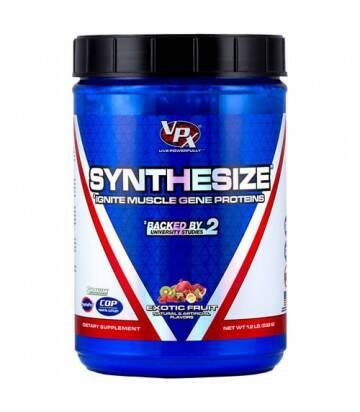 Synthesize 30 servicios de VPX