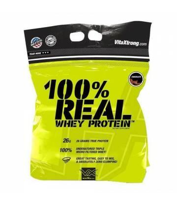 100% Real Whey Protein 10lbs de Vita Xtrong