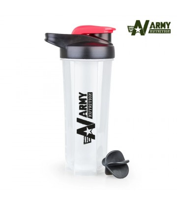 Shacker Army Nutrition 700ml con Batidor