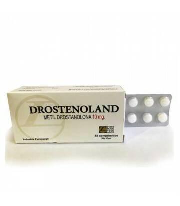 Drostenoland Masteron 50 tabs de 10mg Landerlan